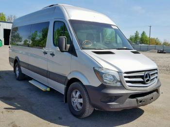 Salvage Mercedes-Benz Sprinter Passenger